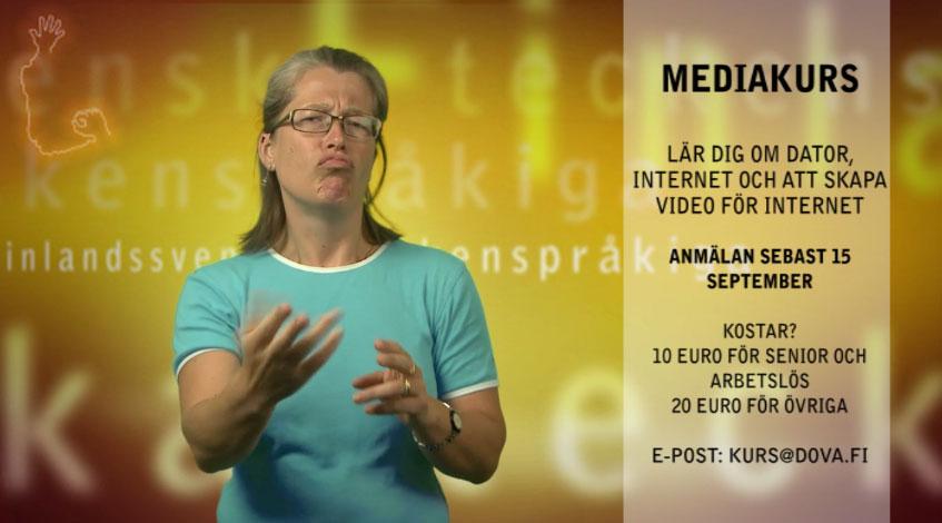 Media kurs höst 2011