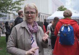 FN konvention fest - Kaisa Alanne
