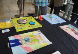 Konstkurs med FST – våren 2016