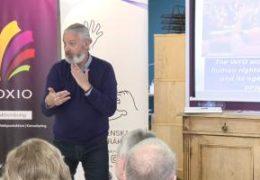 Medlemträff med WFD - Colin Allen