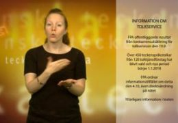 Information om FPA tolkservice upphandlingen - Magdalena Kintopf-Huuhka