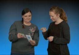 Vi söker personer till broschyr - Maja Andersson - Magdalena Kintopf-Huuhka
