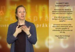 Uppdatering av kontaktuppgift - Magdalena Kintopf-Huuhka