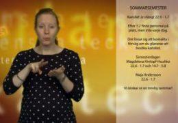 Sommarsemester - Magdalena Kintopf-Huuhka