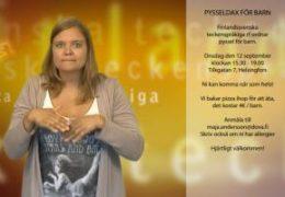 Pysseldax för barn - Maja Andersson