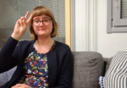 Kom med på medlemsträff - Elin Westerlund