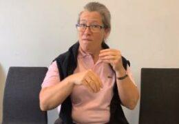 Frivilliga börsvakter till En Liten Gest - Lena Wenman