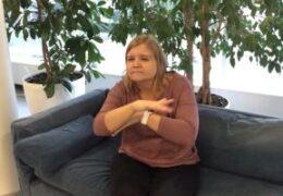 Dövas Förbunds anpassningsträningskurs 7-12.7.2020 - Maja Andersson