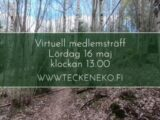 Virtuell medlemsträff 16.5
