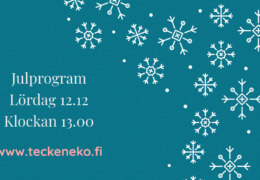 Julprogram 12.12