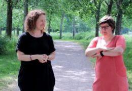 Semesterstängt - Magdalena Kintopf-Huuhka och Cecilia Hanhikoski