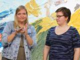 Medlemsträff - Konstworkshop - Maja Andersson och Cecilia Hanhikoski